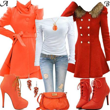 مدل های ست لباس زمستانی زنانه