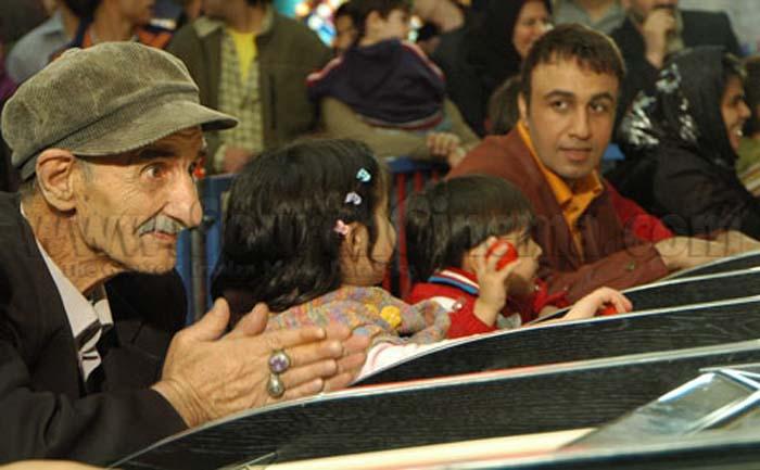 عکس های احمد پور مخبر