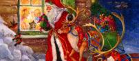 تصویری از اولین خانه بابانوئل
