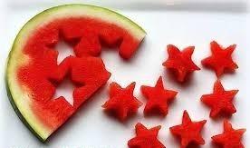 تصاویر هندوانه های شب یلدا