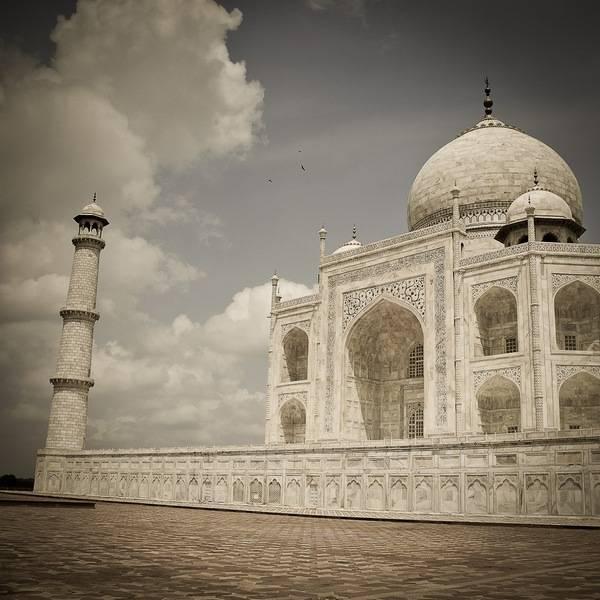 عکس های دیدنی از بنای زیبای تاج محل هندوستان