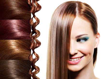 شخصیت شناسی از روی رنگ مو