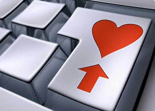 آیین عشق و زندگی به سبك كامپیوتری !