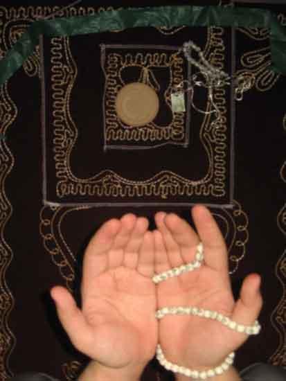 احکام نماز غذا