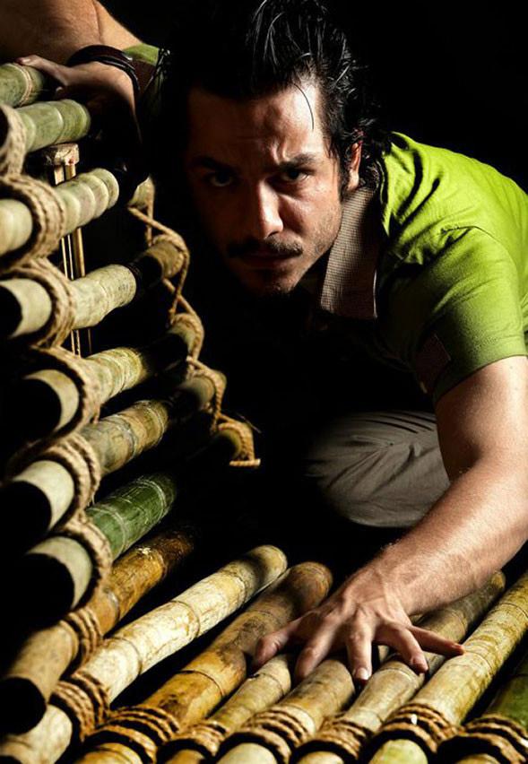 عکسهای جدید عباس غزالی