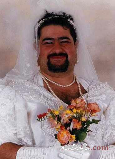 عکس هایی خنده دار از آقایان عروس