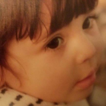 دختر بچه کوچک تنها باز مانده نیوشا ضیغمی