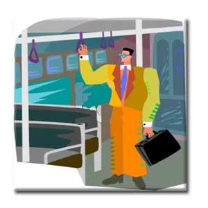 شعر طنز سوار شدن بر مترو