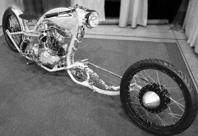 عکس های عجیب ترین موتور های چاپر