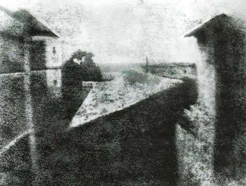 نخستین عکس های گرفته شده تاریخ