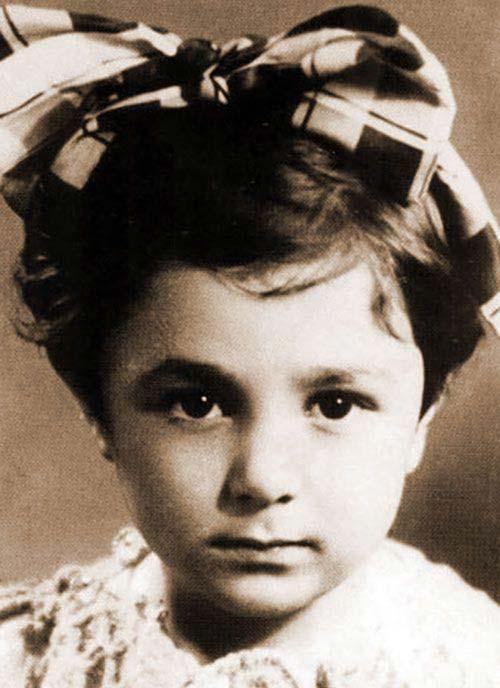 عکس های کودکی افراد معروف ایرانی