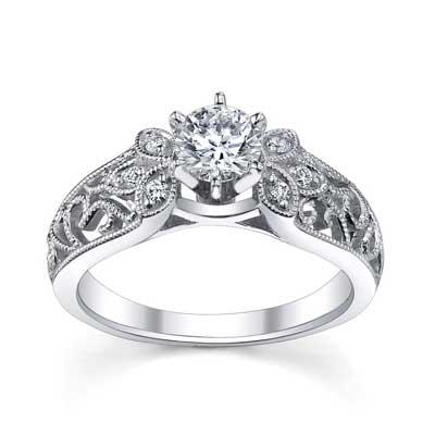 انواع حلقه و انگشترهای شیک