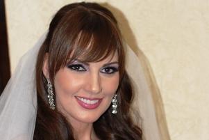 تصاویرملکه زیبایی لبنان در یک فیلم ایرانی