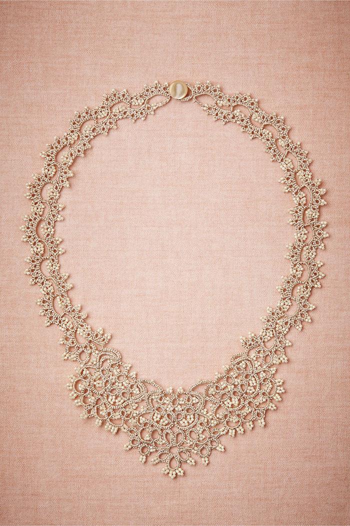 مدل گردنبند های زیبای عروس و پرنسس