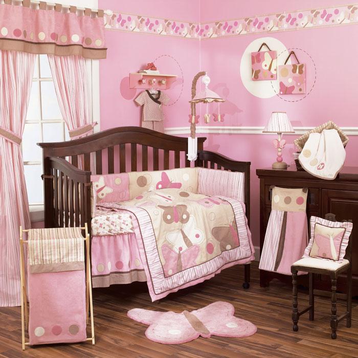 سرویس خواب نوزادی بسیار زیبا