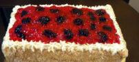 طرز تهیه کیک مربایی خوشمزه ایتالیایی