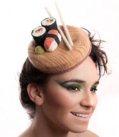 تصاویری از کلاه های خوشمزه