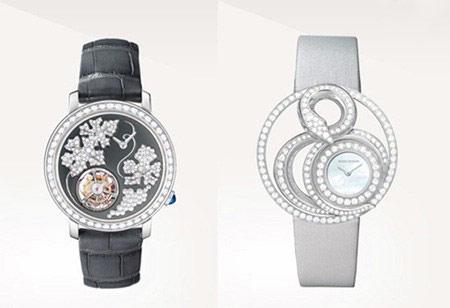 مدل های کلکسیون ساعت مچی های (BOUCHERON)