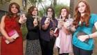 دختران جن گیر آمریکایی + عکس
