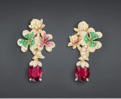 مدل های زیبا و شیک جواهرات Dior