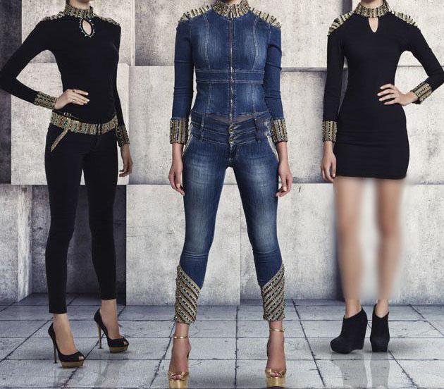 جدیدترین لباس اسپرت زنانه برند ترکیه ای By Zerga