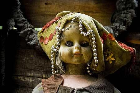 احضار روح با عروسک ها در ایران