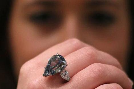 عکس هایی از زیباترین انگشتر زنانه در جهان