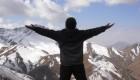 حکایت کوهنورد و ایمانش به خدا