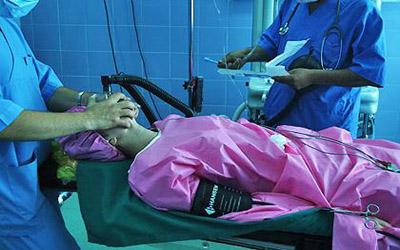 خطرناکترین جراحی زیبایی دنیا انجام شد