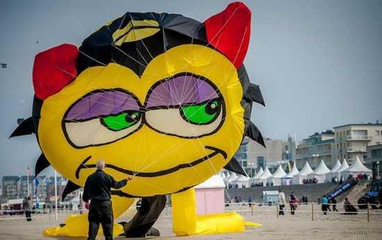 فستیوال بادبادک های قول آسا