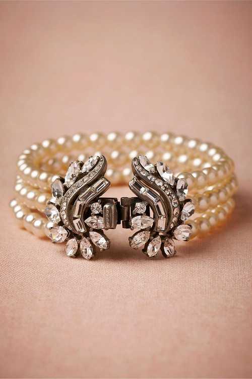 زیباترین مدل های دستبند عروس