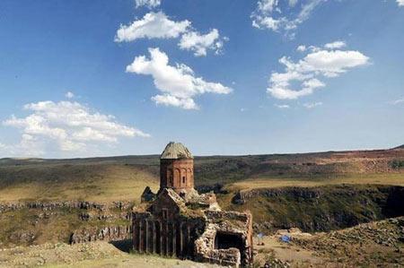 آشنایی با شهر باستانی آنی ارمنستان (+عکس)