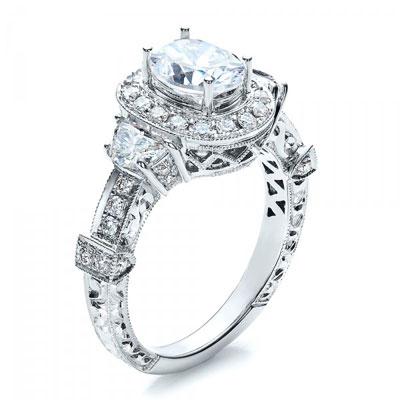 مدل های جدید انگشترهای گران قیمت