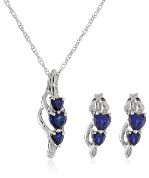 مدل های جدید نیم ست جواهرات