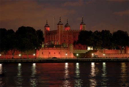 روح در برج لندن