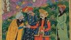 حکایت سلطان محمود و لرز سرما