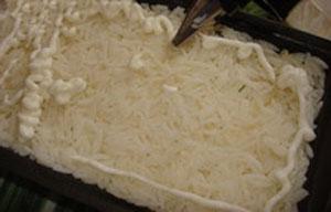 طرز تهیه سالاد میموسا