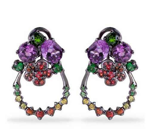 مدل های جدید ست جواهرات و زیورآلات رنگی و دخترانه