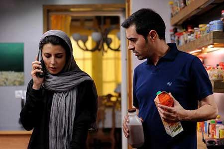 تصاویر لیلا حاتمی و شهاب حسینی