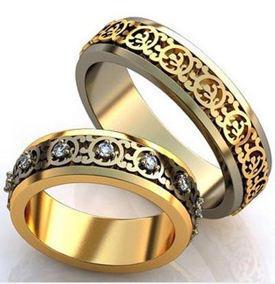 جدیدترین مدل های زیبا از حلقه ست