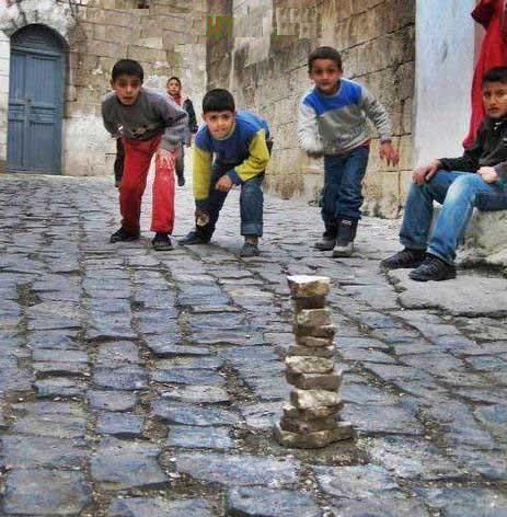 معرفی بازی های محلی استان تهران