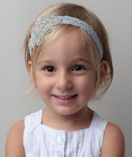 مدل های زیبا و جدید از تل سرهای دخترانه