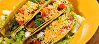 طرز تهیه تاکو مکزیکی