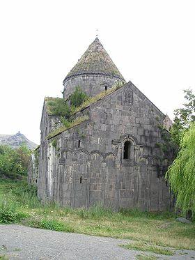 تسخیر صومعه وبرن توسط ارواح