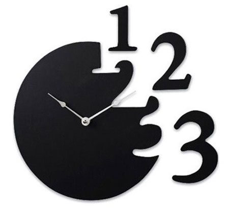 مدل های ساعت دیواری زیبا و جدید