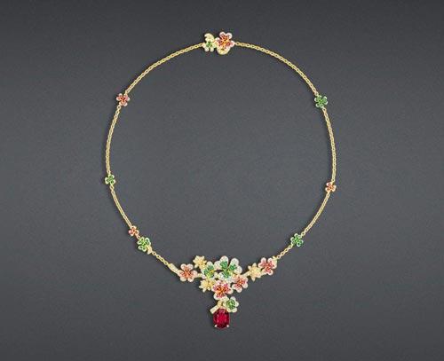 انواع مدل های جدید و زیبای جواهرات Dior