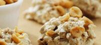 طرز تهیه ماکارون کره بادام زمینی