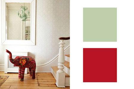 ترکیب رنگ های بسیار زیبا برای دکوراسیون