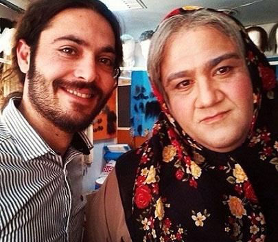 انتشار تصاویر عروسی مهران غفوریان