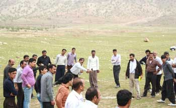 معرفی بازی های محلی استان خوزستان